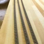 Semelle IS 7200 Orange carres acier reparation ski snowboard 150x150