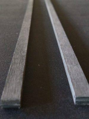 ABS noir pour skis et snowboard – longueur 150cm