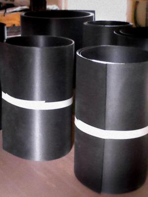 Semelle noire IS4400 | largeur 32cm | le mètre linéaire