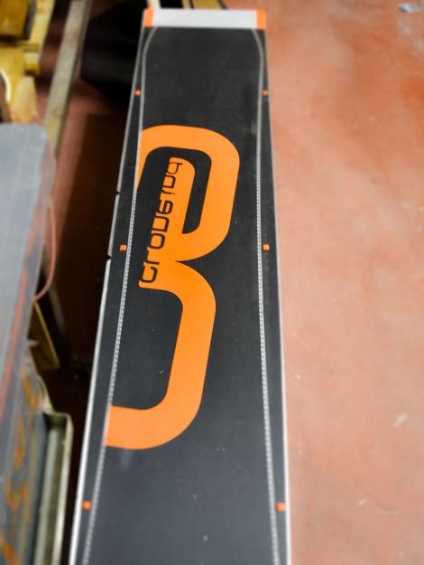 Semelle Orange Clone Snowboard
