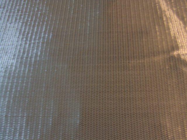 Tissu unidirectionnel en fibres de verre roving 600 g/m²