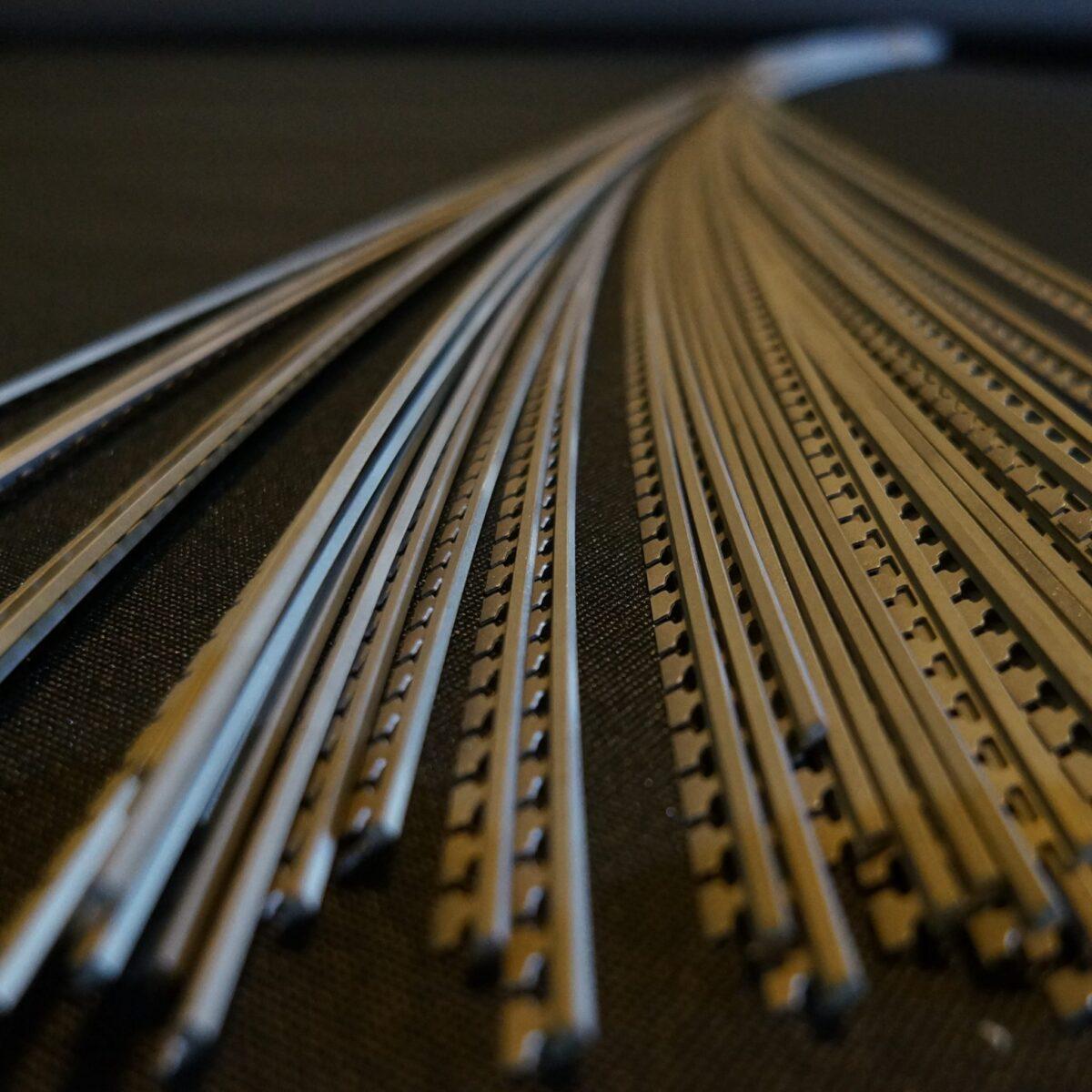 Carre acier, longueur de 190 cm