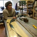 Clone Ind, des snowboards et des skis écolo et artistiques