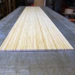 Noyau Bamboo -Snowboards- skis bambou core 150x150