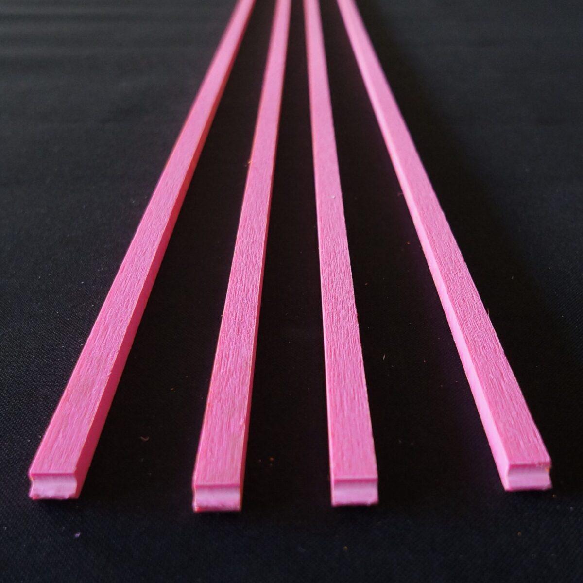 ABS Rose pour skis et snowboard – longueur 150cm
