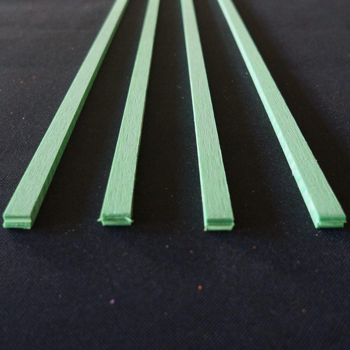 ABS Vert pour skis et snowboard – longueur 150cm