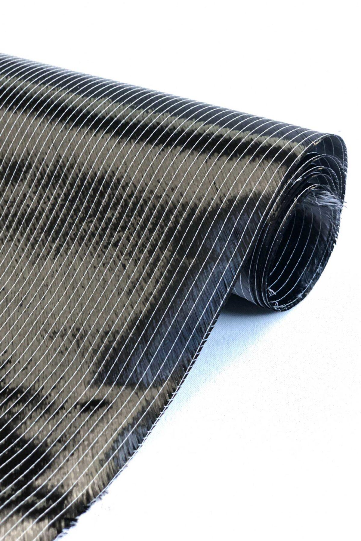 Tissu Carbone biaxial 200gr/m2 pour fabriquer ses skis, splitboard ou snowboard