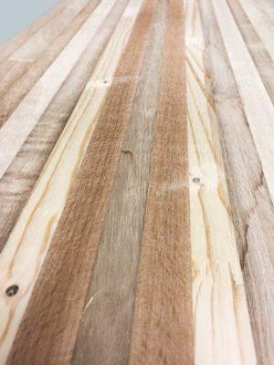 Noyau Mixed Wood pour DIY snowboard